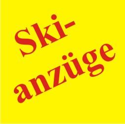 Skianzüge